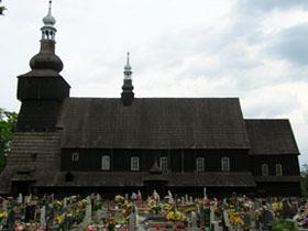 Zabytkowy Kościół w Miedźnej